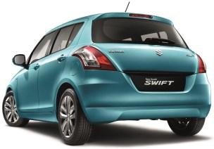 Suzuki Swift GLX Facelift 2