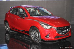 GIIAS Mazda 2 Limited Edition 21
