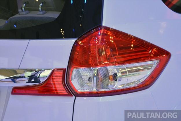 GIIAS Suzuki Ertiga Facelift 5
