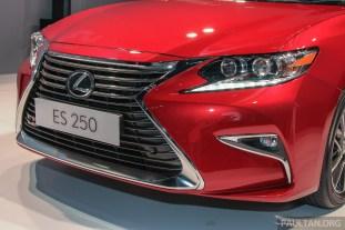 Lexus ES 250 Luxury 4