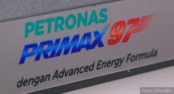 Petronas Primax 97 Euro 4M 001