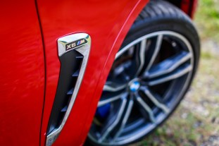 The New BMW X6 M (2)