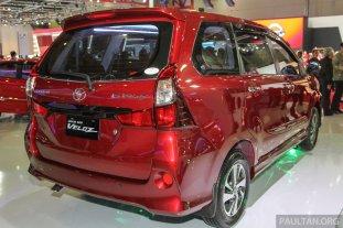 Toyota Avanza Veloz facelift 13