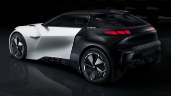 Peugeot Fractal concept 9