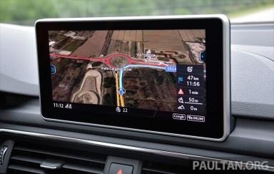 Audi A4 B9 Venice Review 4