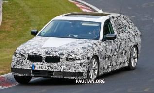 BMW 5 Series Touring Spy-02