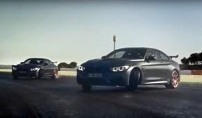 BMW M4 GTS Video-11