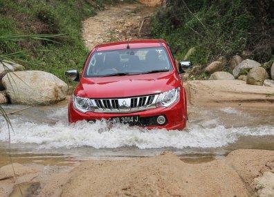 Mitsubishi Triton Penang Drive-15