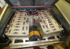 QUB Electric DeLorean project FB 4