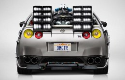 R35-Nissan-GTR-Back-to-the-Future-0