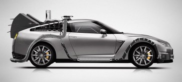 R35-Nissan-GTR-Back-to-the-Future-02