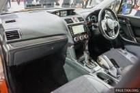 Subaru Forester Facelift 13