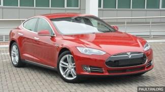 Tesla Model S Malaysia-1