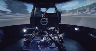 Volvo S90 simulator screenshot-02