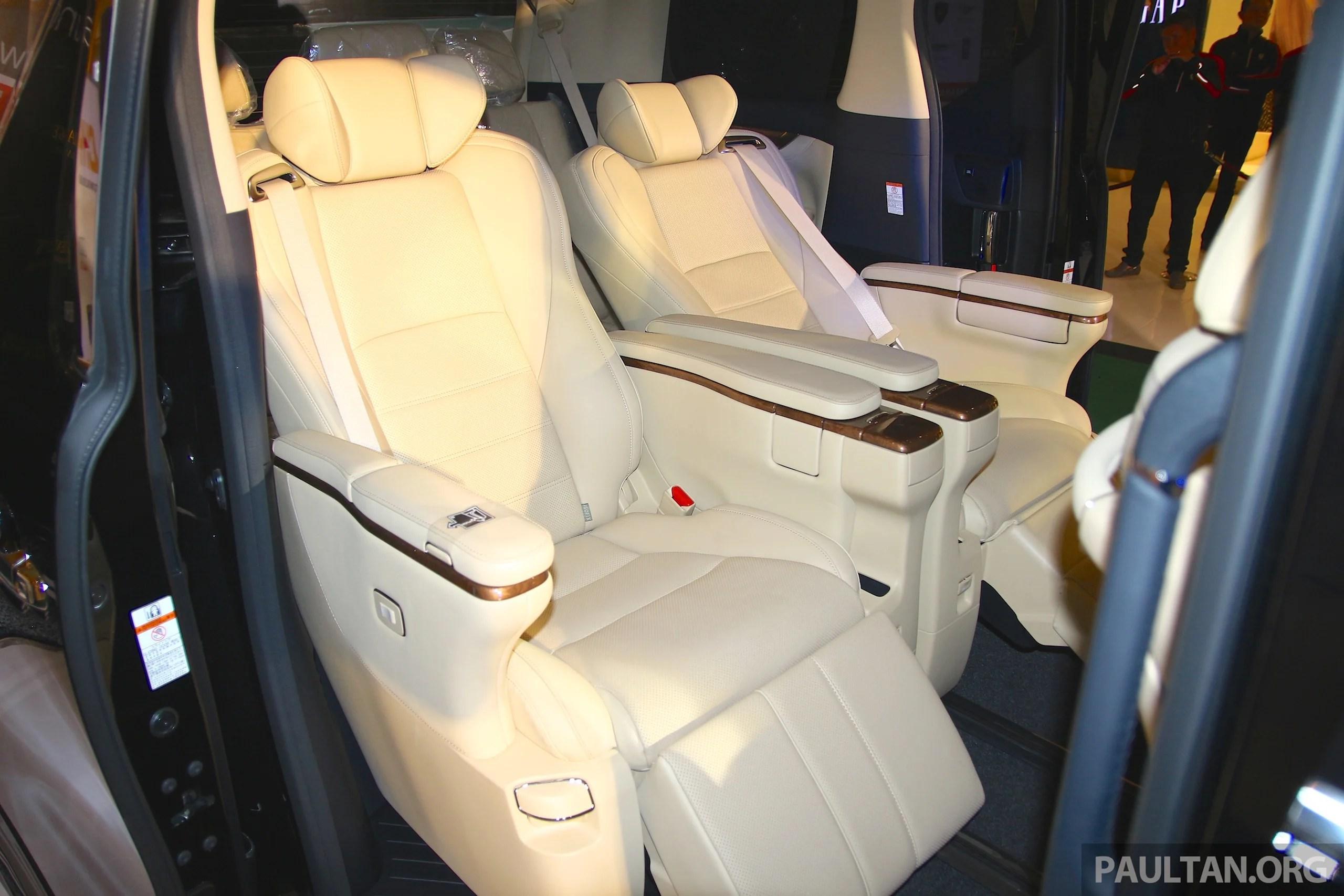 harga all new alphard executive lounge pilihan warna grand avanza 2018 2015 toyota vellfire 3 5 now in malaysia 027