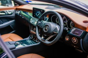 Mercedes-Benz CLS Coupe (10)