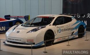 Nissan Global HQ Gallery Hall 6