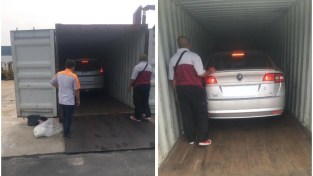 Proton Preve and Exora left hand drive Port Klang Chile-02