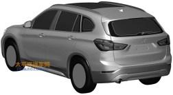 BMW Grand X1 patents 2