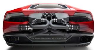 Lamborghini Huracan UR twin-turbo systems-1