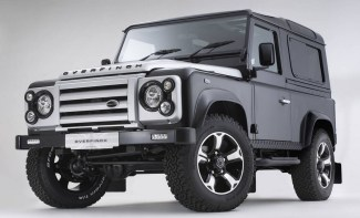 Land Rover Defender 40th Anniversary Edition Overfinch-1