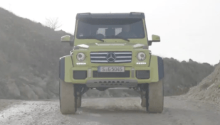 Mercedes-Benz G500 4×4² screenshot-01