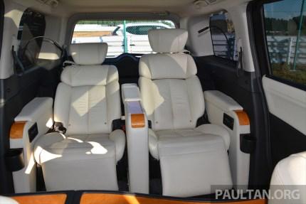 Nissan Elgrand Vip By Autech 4 Seater Luxury Mpv