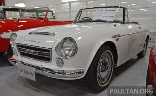 Nissan Zama Heritage Collection 77
