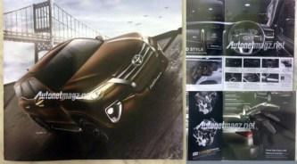 Toyota Fortuner Indonesia brochure 2