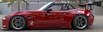Tra-Kyoto Pandem Mazda MX-5 3