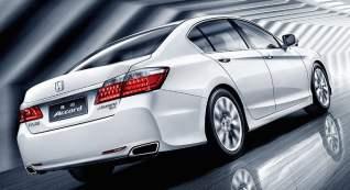 2015 Honda Accord China 1