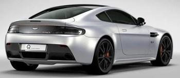 Aston Martin V8 Vantage S Blades Edition 2