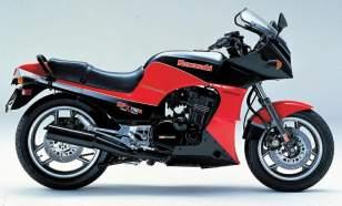 Kawasaki GPz 750R 84