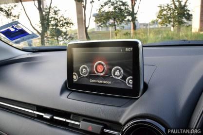 Mazda CX-3 2.0L review 34