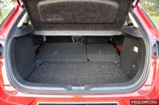 Mazda CX-3 2.0L review 76