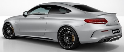 Mercedes-AMG C 63 Coupe Night Package 2