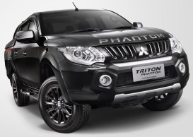Mitsubishi Triton Phantom Edition 2