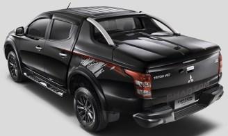 Mitsubishi Triton Phantom Edition Launched In Malaysia
