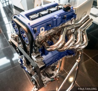 Proton new GDI and TGDI engines – why timing chain?