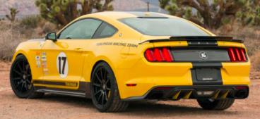 Shelby Terlingua Racing Team Mustang GT-07
