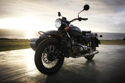 Ural Motorcycle Sidecarsun-two