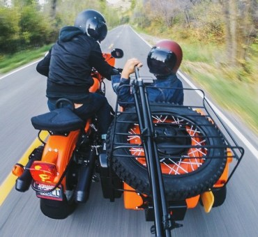 Ural sidecars coming to Malaysia - from RM80,000