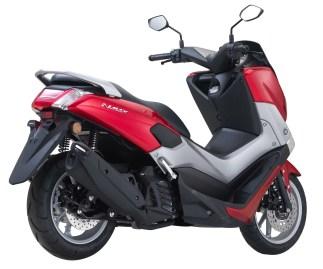 Yamaha NMax Scooter-14