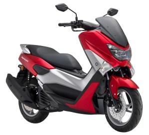 Yamaha NMax Scooter-16