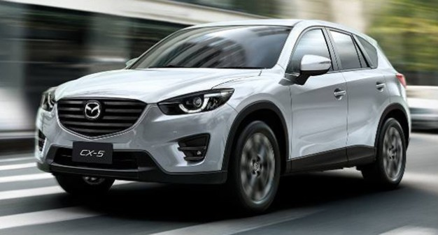 2016 Mazda CX-5 facelift Thailand launch 2