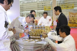 Honda Prachinburi plant 2