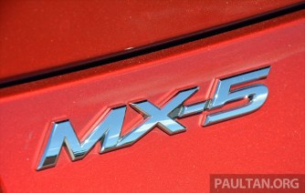 Mazda MX-5 2.0 Review 20