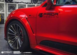 Prior Design Porsche Macan PD600M Widebody 10