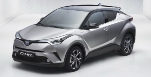 Toyota C-HR production 4