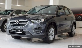2016 Mazda CX-5 2.0L 2WD High Spec facelift 1